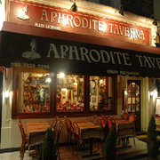Aphrodite Taverna, London, UK