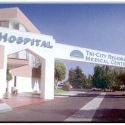 Tri City Regional Medical Center Hospitals