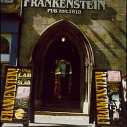 Frankenstein, Edinburgh, UK