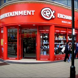 CeX, Crawley, West Sussex