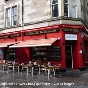 Victor Hugo, Edinburgh