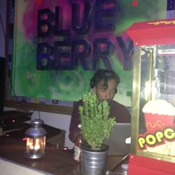 Blueberry, London, UK