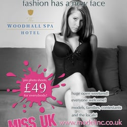 www.modelinc.co.uk, Woodhall Spa, Lincolnshire
