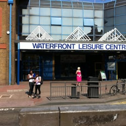 Waterfront Leisure Centre, London