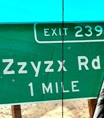 Exit 239