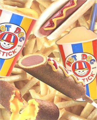 Las Vegas Hot Dog On A Stick