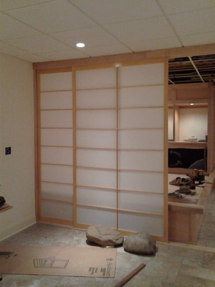 Sliding Room Divider Shoji Screens Yelp