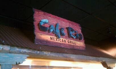 Orem Cafe Rio Menu