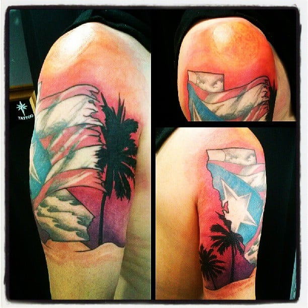 Puerto rico tattoo sacramento yelp for Sacramento tattoo and piercing