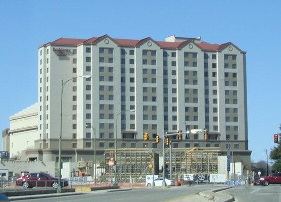 Residence Inn San Antonio Downtown Alamo Plaza Downtown