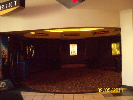 Long Beach Marina Pacifica Theater