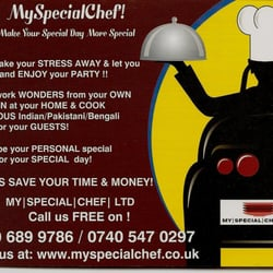Myspecialchef Ltd., London