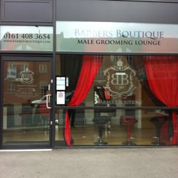 Barbers Boutique, Manchester
