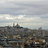 View of Sacre Coeur