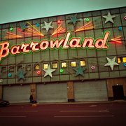 The one and only Barrowlands