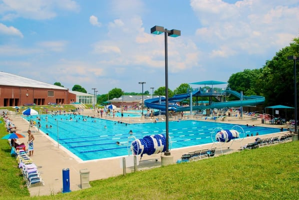 Martin Luther King Jr Pool