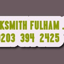 Fulham Locksmith, London