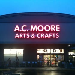 A c moore arts and crafts art supplies clifton nj yelp for Ac moore craft classes