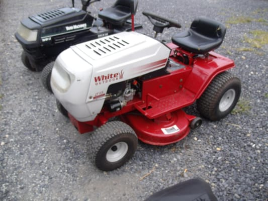 White Riding Mower For Sale 36 Inch Mower Deck Yelp