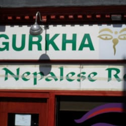 Gurkha Brigade Nepalese Restaurant, Edinburgh, UK