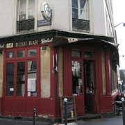 Rush Bar, Paris, France