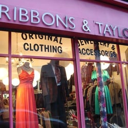 Ribbons & Taylor Vintage Clothing, London