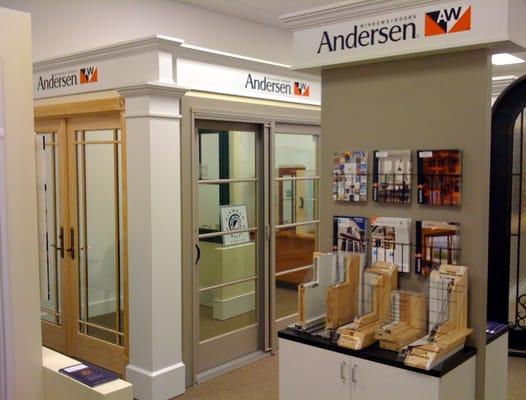 Andersen Windows Amp Doors Are Featured Clad Sliding Doors