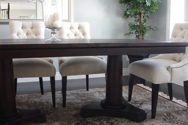 Solid Wood Dining Tables Toronto | Yelp