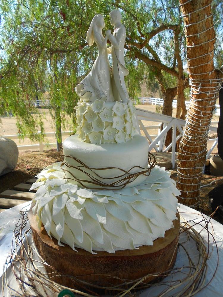 Woodland Themed Wedding Cake Yelp