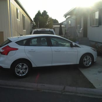 Our new 2012 Ford Focus SEL from Ion cars