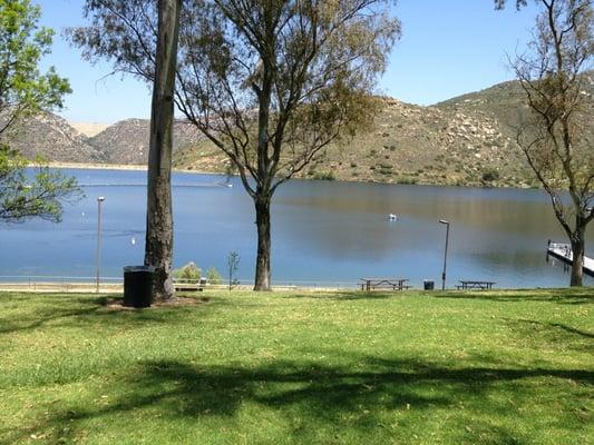 Photos for lake poway park yelp for Lake poway fishing