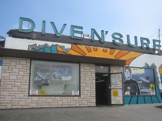 Dive N Surf Redondo Beach Ca