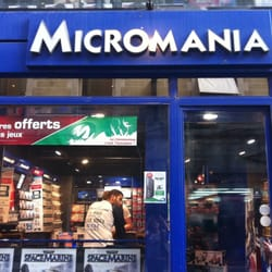 Micromania, Grenoble