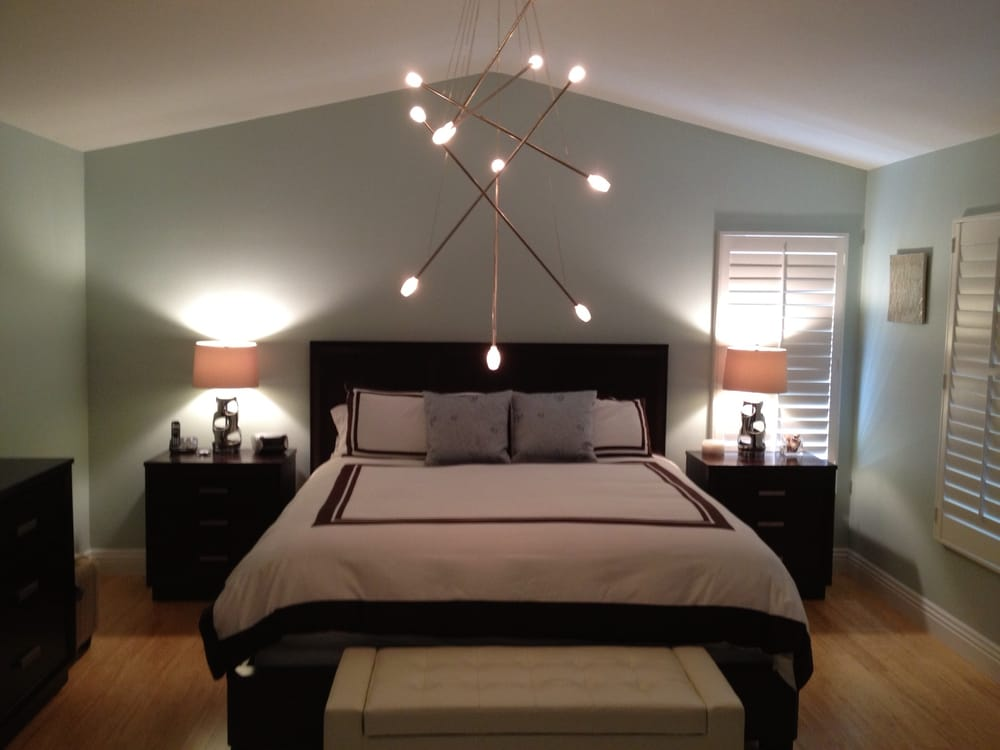 master bedroom decorative light fixture yelp. Black Bedroom Furniture Sets. Home Design Ideas