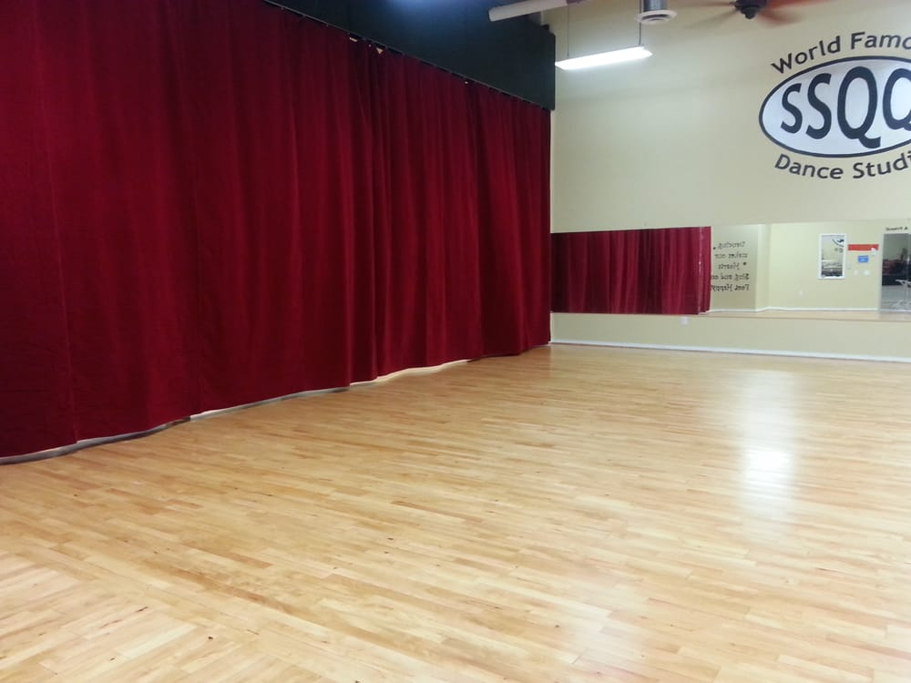 Dance Hall Studio Room Divider Curtain  Yelp
