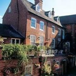 Greyhound Coaching Inn, Lutterworth, Leicestershire