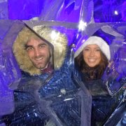 Ice Bar, Christmas 2012