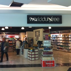 World Duty Free Europe, London Gatwick, West Sussex