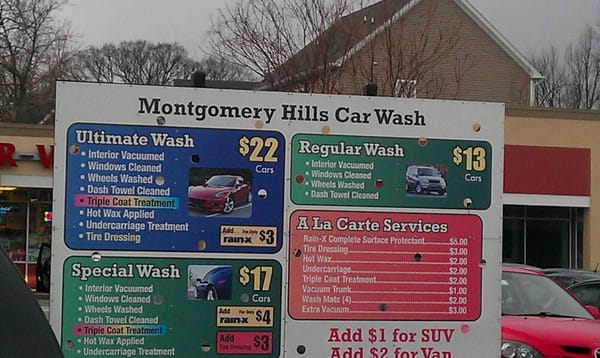 Silver Spring Car Wash Phone Number