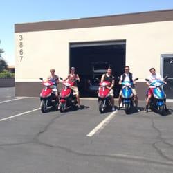 best las vegas scooters rentals