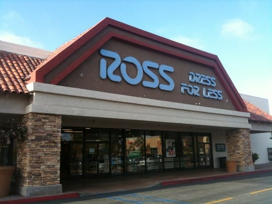 Ross clothing store
