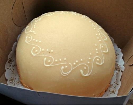 marzipan cake filling