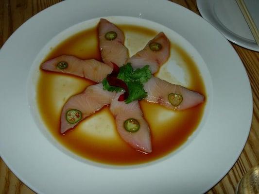 Yellowtail Sashimi with Jalapeno | Yelp
