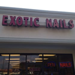 Exotic Nail Salon