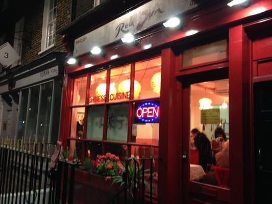 Red Sun Chinese Restaurant Marble Arch