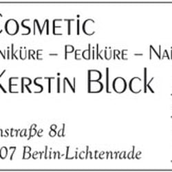 Kerstin Block Cosmetic, Berlin
