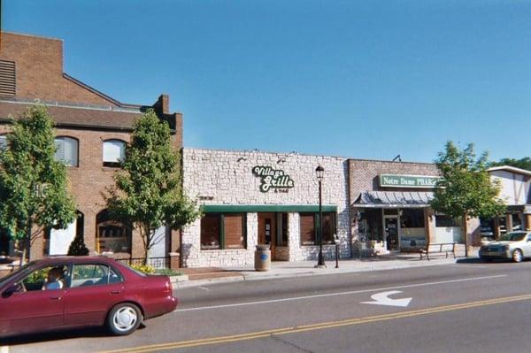 Downtown Grosse Pointe Restaurants