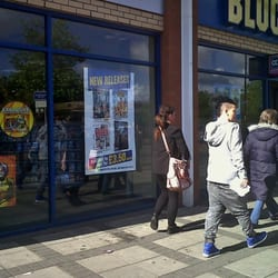 Blockbuster Entertainment, Birkenhead, Merseyside