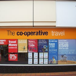 The Co-operative Travel, Keighley, West Yorkshire