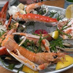 The seafood bar vis amsterdam oud zuid noord holland for Seafood bar van baerlestraat